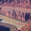 The Colorado River below Deadhorse Point<br /> <br /> Canyonlands National Park