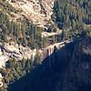 Nevada Falls from Glacier Point<br /> Yosemite National Park