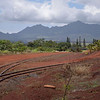 Dole Plantation railway, Oahu