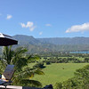 Pretty as a picture!<br /> Hanalei Bay overlook, Princeville<br /> Kauai