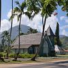 Wai'oli Hui'ia Church<br />  Hanalei, Kauai