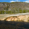 Black Sand Basin<br /> Yellowstone
