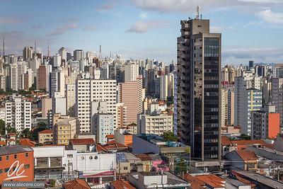 View of São Paulo