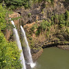 Wailua Falls,<br /> Made famous in the opening credits of the TV series' Fantasy Island'.<br /> Kauai