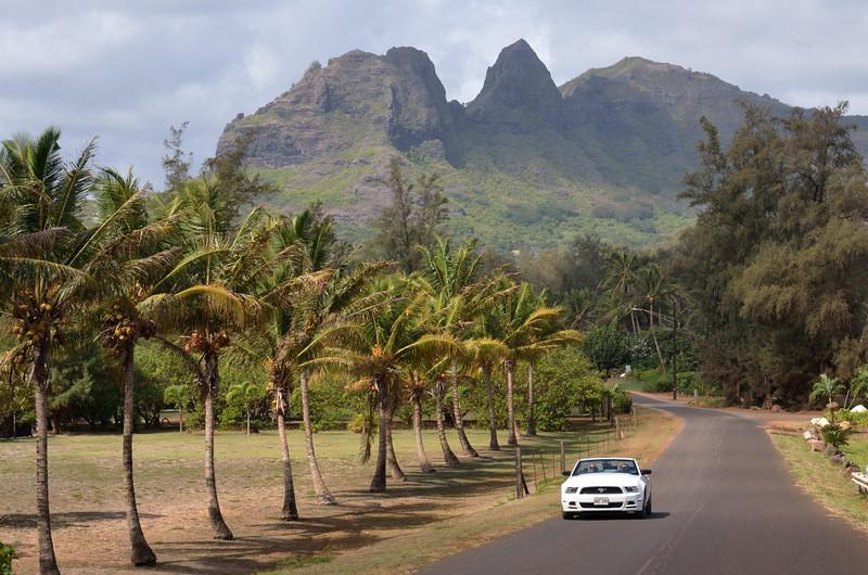 Anahola Road, <br /> Kauai