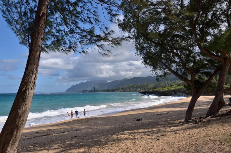 Punaluu, Hawaii