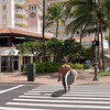 ........even surfers need Starbucks!<br /> Waikiki. Honolulu