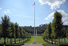 American Military Cemetery, south of Florence