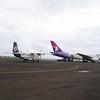 Pagopago Airport tarmac