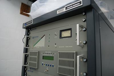 Mt Olotele Installation, NOAA weather radio transmitter