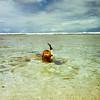 Snorkeling on Ofu Beach, American Samoa
