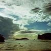 Sunset from Ofu, American Samoa