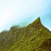 A Peak of Olosega, American Samoa