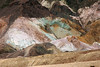 Artist's Palette - the very many colors on the face of mountains that occur because of various minerals oxidising