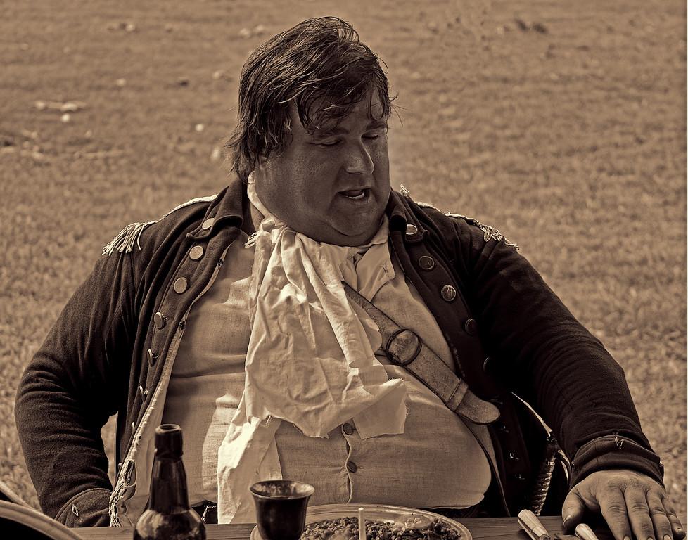 American Village Colonial Commander