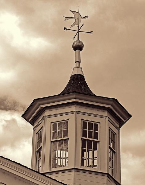 American Village Washington Hall Cupola
