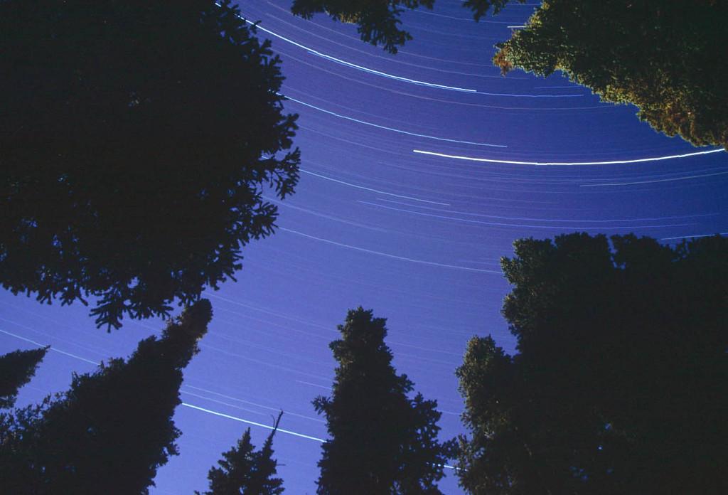 Star movement, California