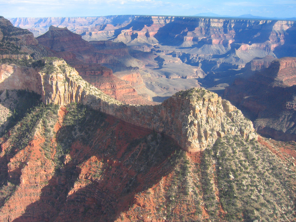 Flight over the Grand Canyon, Arizona 2