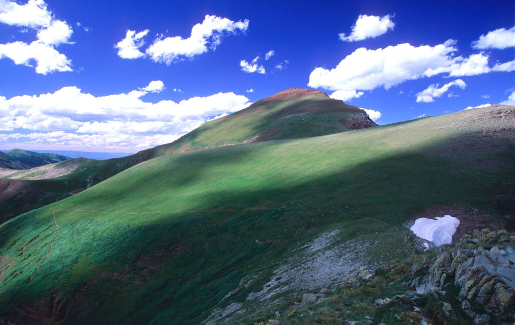 Buckskin Pass, Aspen, Colorado