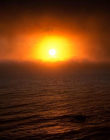 Sea Set, Big Sur, California