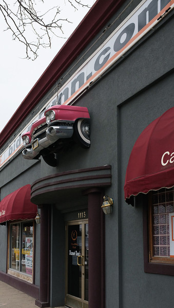 The Cadillac Club in Lansing Michigan 2012