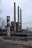 Coal-fired power plant in Lansing