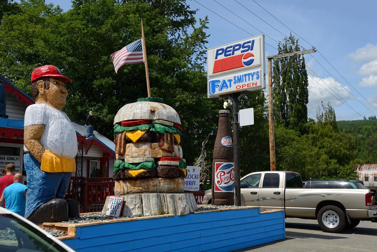 Fat Smitty,s,  Port Townsend, WA