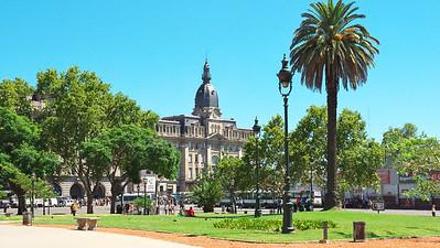 Near the Torre Monumental