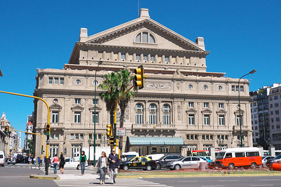 Teatro Colón (Columbus Theatre)