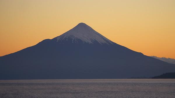 Volcano at Puerto Varas