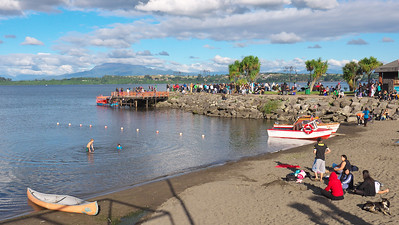 Puerto Varas waterfront