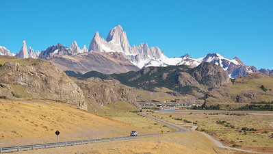 El Chalten and Mt Fitz Roy