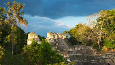 Tikal North Acropolis