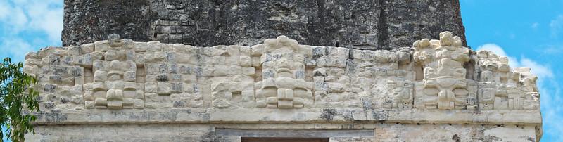 Temple II frieze