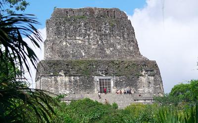Tikal Temple IV