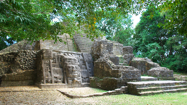 Temple of the Masks