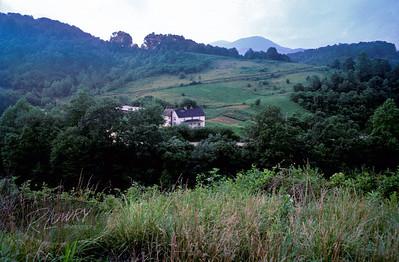 Appalacian Mountains