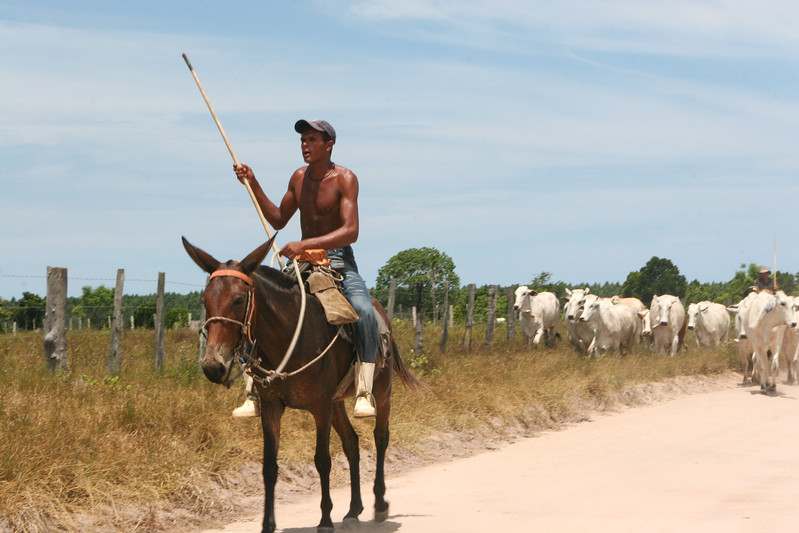 Caraiva, Bahia, BR