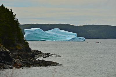 Iceberg Tour, June 12, 2014.