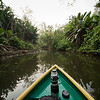 "Boat tour on the Rio Estrella, starting at the <a href=""http://www.slothrescue.org/"">Sloth Rescue center</a>."