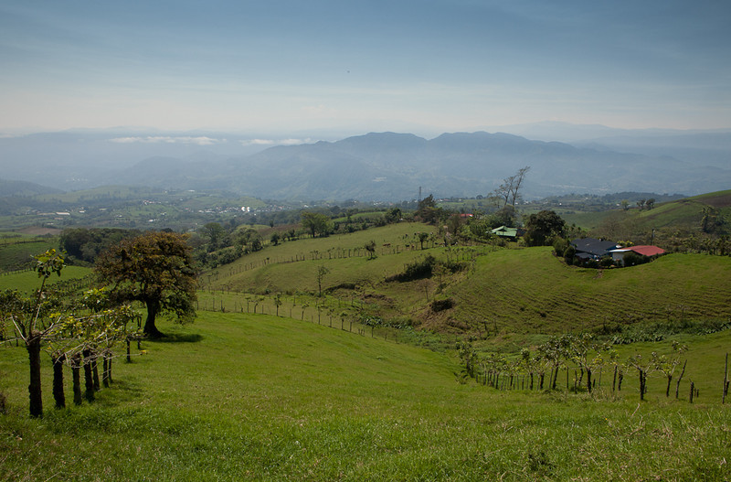 View over Turrialba.