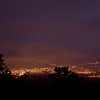 "Turrialba at night, view from <a href=""http://www.turrialtico.com/"">Turrialtico Lodge</a>."