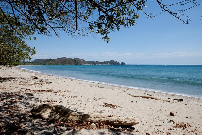 Playa de Garza.