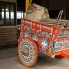 Cart at Hazienda Real.