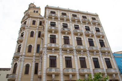 Restored Apartment Building