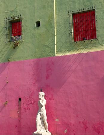 La Boca District Scenic #1 - Buenos Aires, Argentina