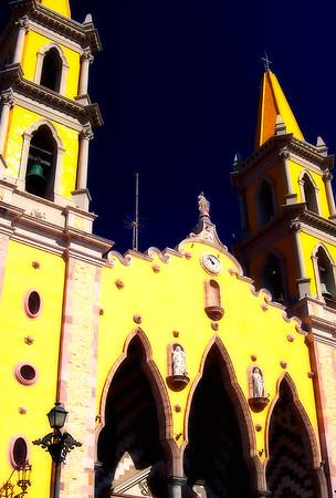 Basilica Cathedral of Mazatlán #5 - Mazatlan, Mexico