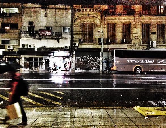 Rainy Day #1 - Buenos Aires, Argentina