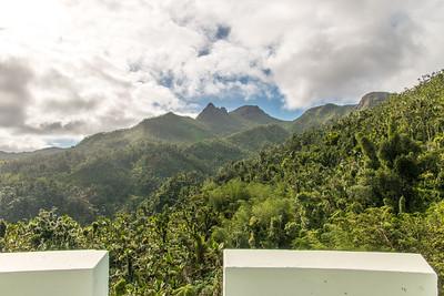 Los Picachos & El Yunque Peaks