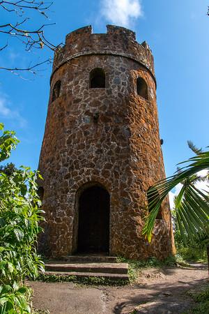 Mt. Britton Tower